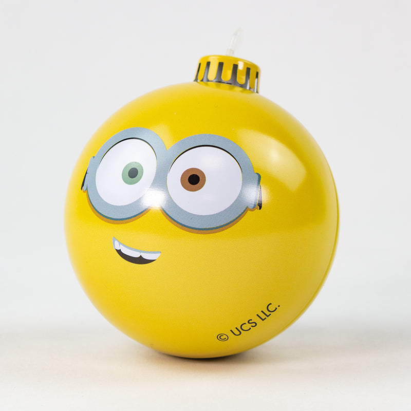 Bauble Heads Minions 'Bob' Christmas Decoration / Ornament