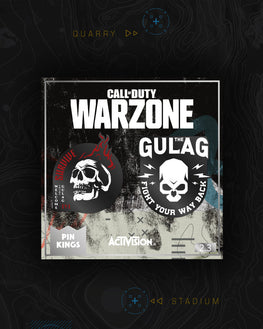 Pin Kings Call of Duty Warzone Enamel Pin Badge Set 2.3