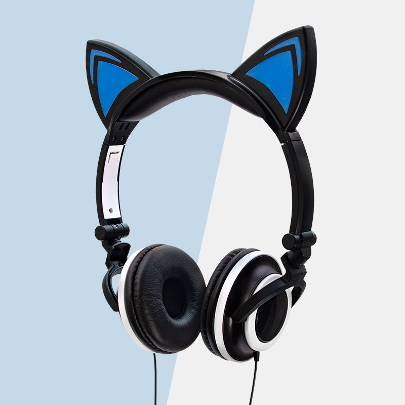 Numskull Cat Ears Kids Headphones