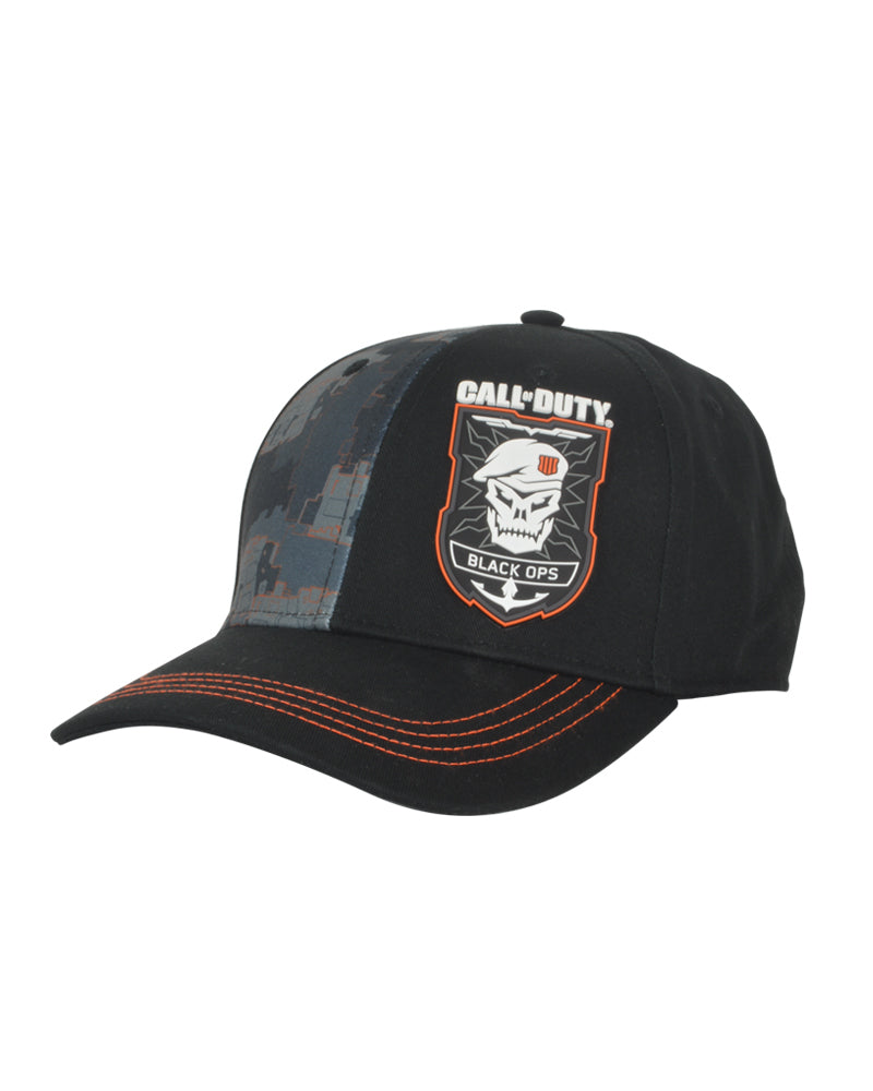 Official Call of Duty Black Ops 4 Curved Bill Snapback