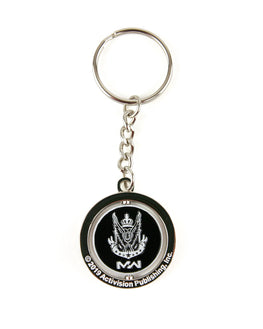 Official Call of Duty Modern Warfare Spinner Keyring / Keychain