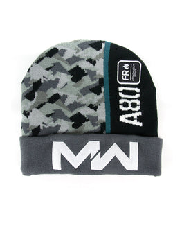 Official Call of Duty Modern Warfare Camo Beanie