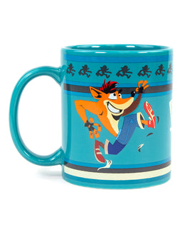 Official Crash Bandicoot 20oz Mug