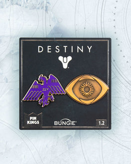 Pin Kings Destiny Enamel Pin Badge Set 1.2 - Saint-14