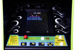 Official Galaxian Quarter Size Arcade Cabinet
