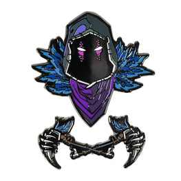 Pin Kings Fortnite Enamel Pin Badge Set 1.1 - Raven