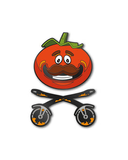 Pin Kings Fortnite Enamel Pin Badge Set 1.2 - Tomatohead