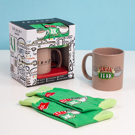 Official Friends Gift Set (Mug + Socks)
