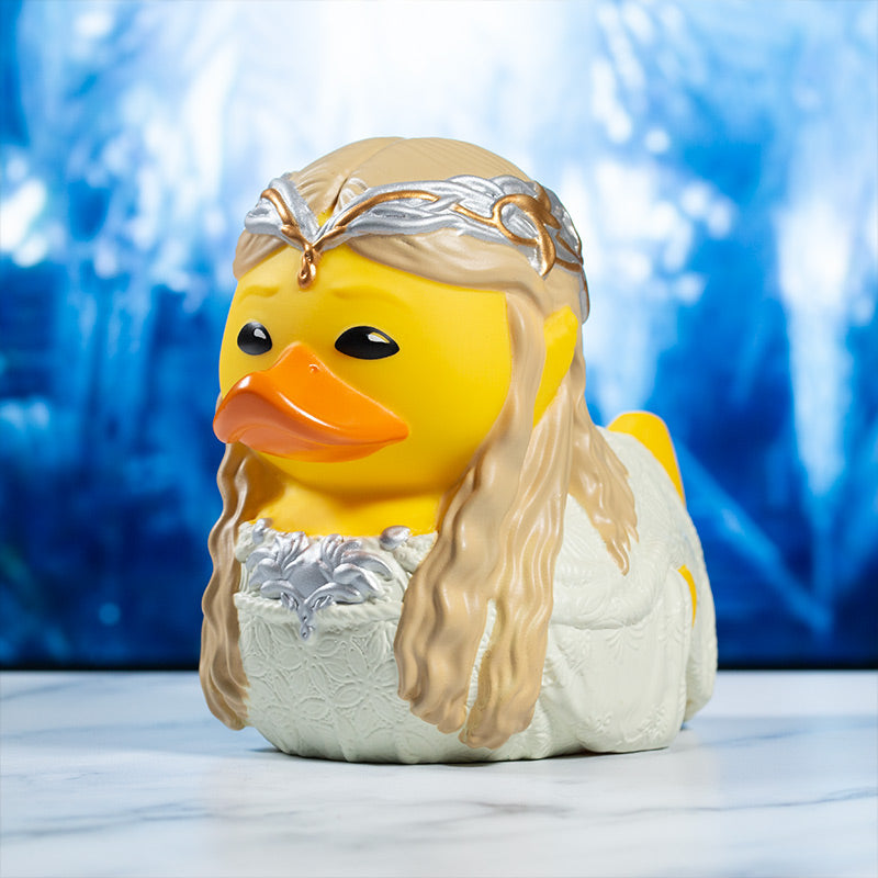 Lord of the Rings Galadriel TUBBZ Cosplaying Duck Collectible