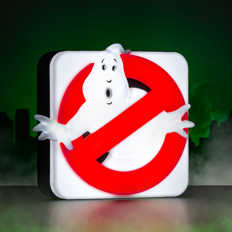 Official Ghostbusters 3D Desk Lamp / Wall Light