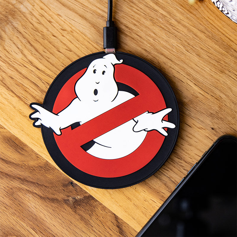 Official Ghostbusters Wireless Charging Mat