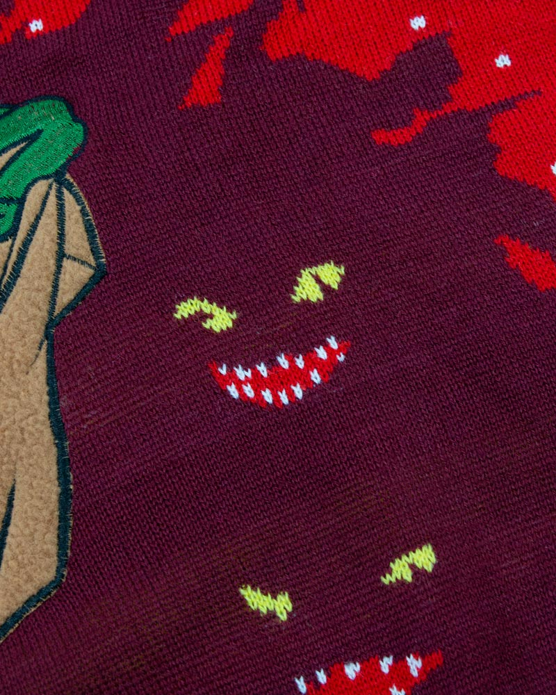 Official Gremlins Christmas Jumper / Ugly Sweater
