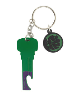 Official Marvel Hulk Key Bottle Opener Keyring