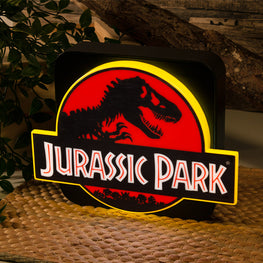 Official Jurassic Park 3D Desk Lamp / Wall Light