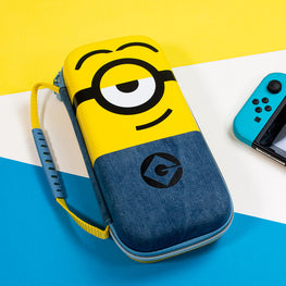 Official Minions Nintendo Switch Case