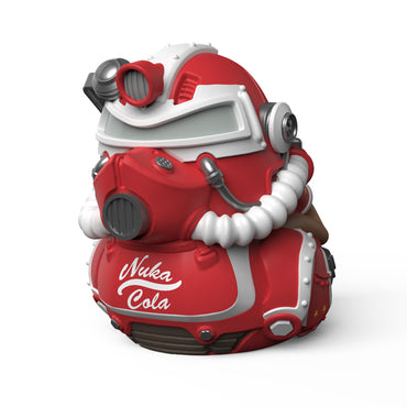 Fallout Nuka-Cola T-51 TUBBZ Cosplaying Duck Collectible