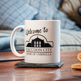 Official Resident Evil 'Welcome to Raccoon City' 11oz Mug
