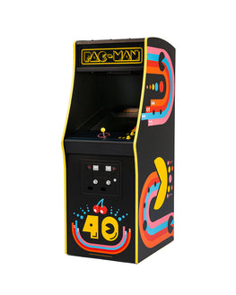 Official Pac-Man 40th Anniversary Quarter Arcade