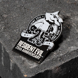 Pin Kings Resident Evil Enamel Pin Badge Set 1.4 – 25th Anniversary