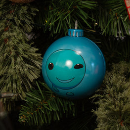 Bauble Heads Fortnite 'Rippley' Christmas Decoration / Ornament