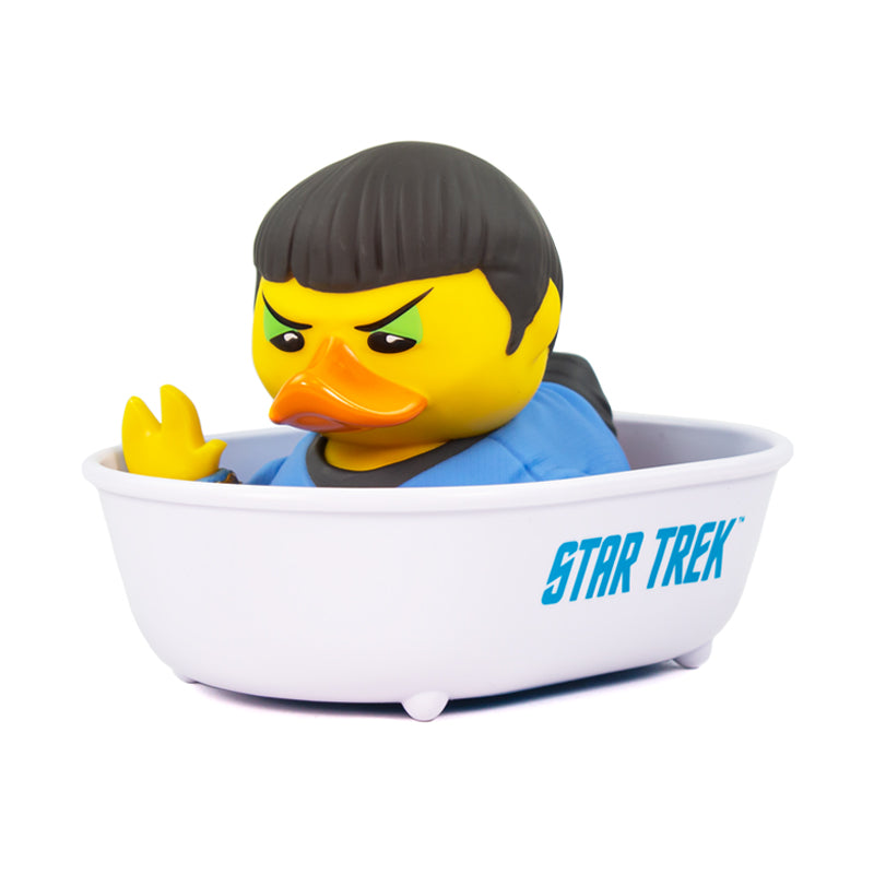 Star Trek Spock TUBBZ Cosplaying Duck Collectible
