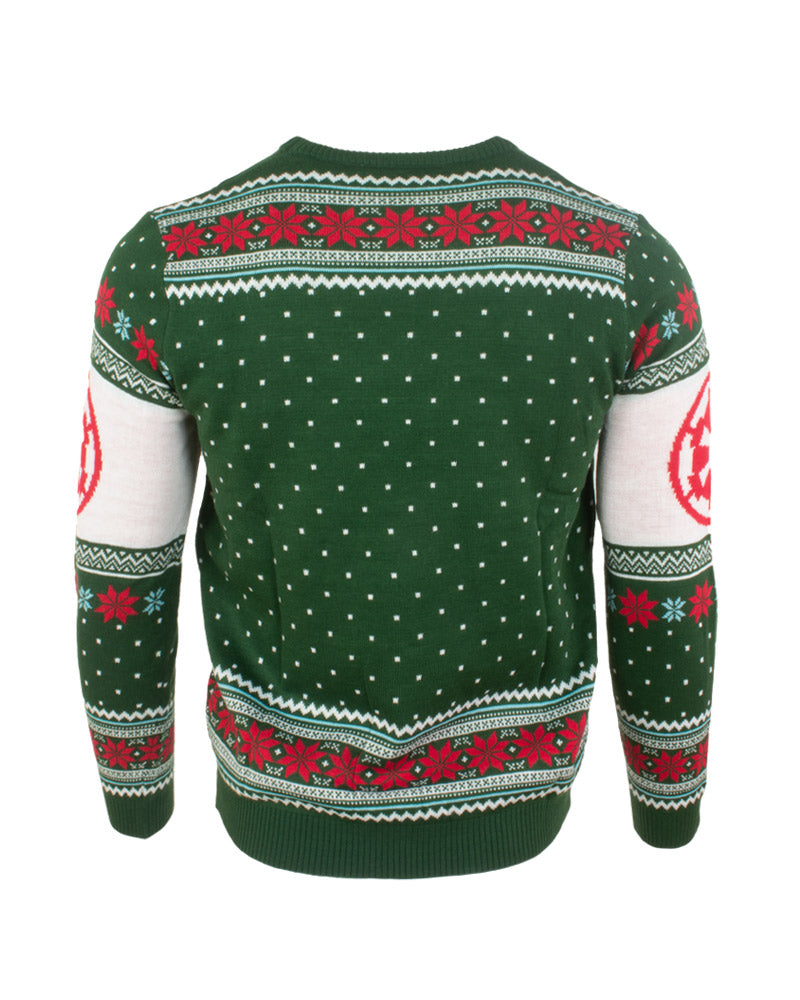 Official Star Wars Battle of Endor Christmas Jumper / Ugly Sweater