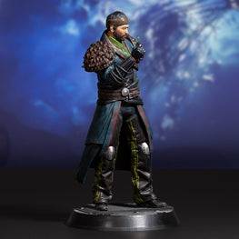 "Official Destiny 10"" The Drifter Statue / Figurine"