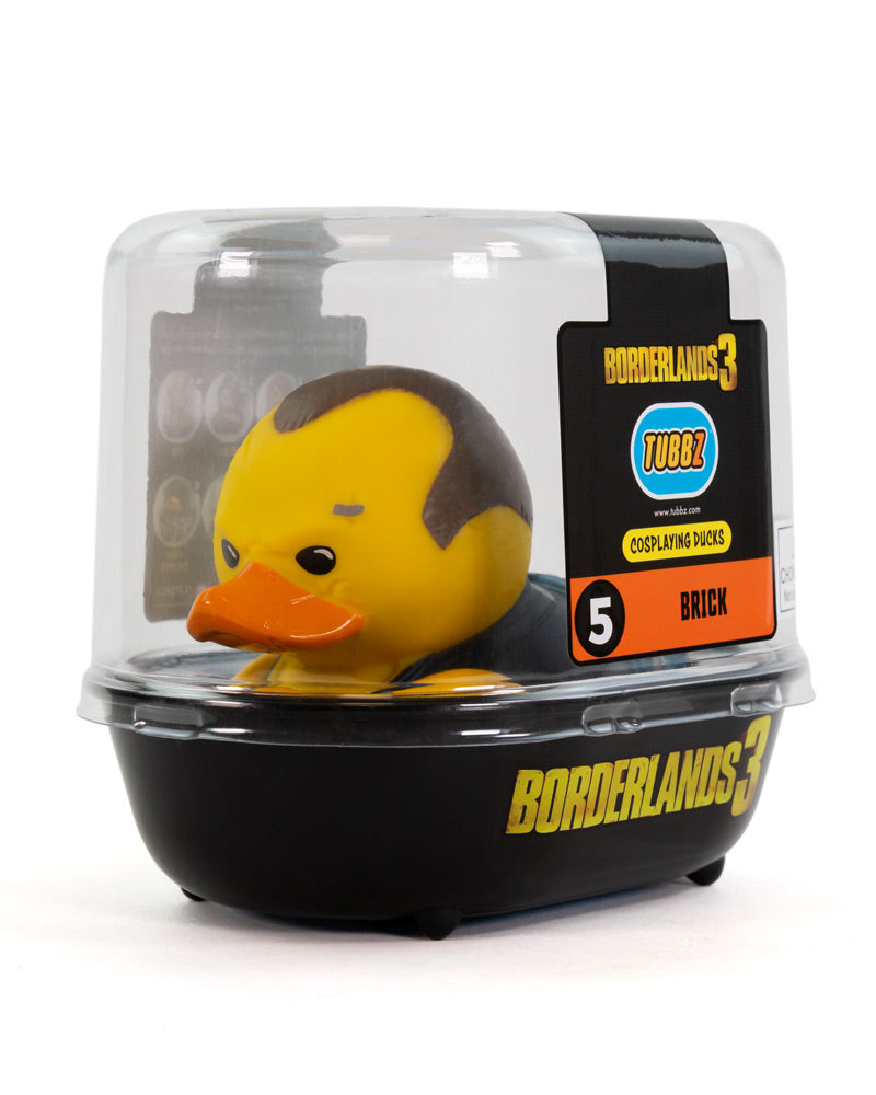Borderlands 3 Brick TUBBZ Collectible Duck