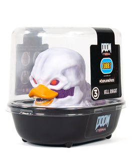 Doom Hell Knight TUBBZ Collectible Duck