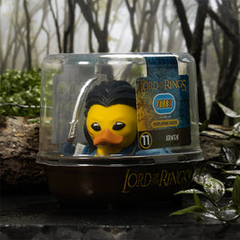 Lord Of The Rings Arwen TUBBZ Cosplaying Duck Collectible