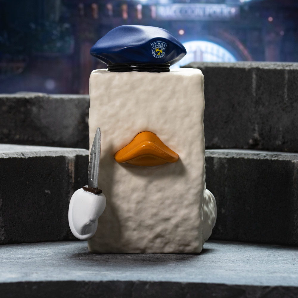 Resident Evil Tofu TUBBZ Cosplaying Duck Collectible