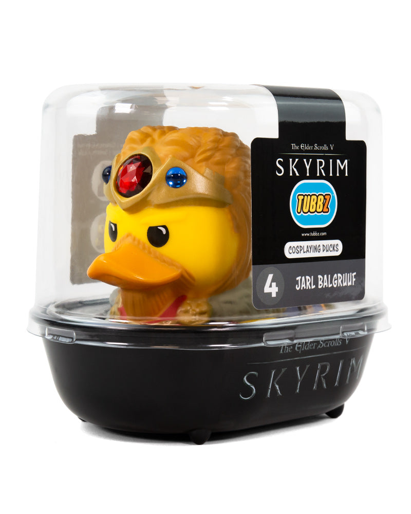 Skyrim Jarl Balgruuf the Greater TUBBZ Collectible Duck