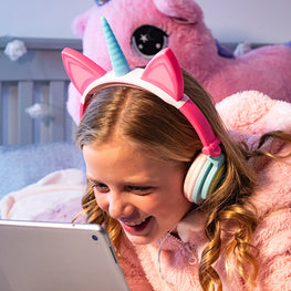 Numskull Unicorn Kids Headphones