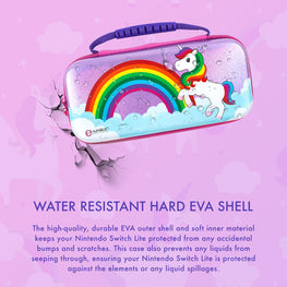 Numskull Nintendo Switch Lite Unicorn Case