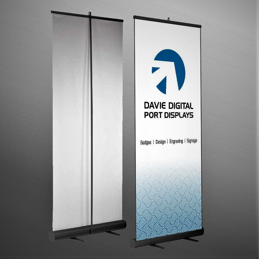 Pull Up Banner with Digital Printed Sign