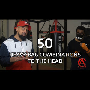 50 Combinations to the Head
