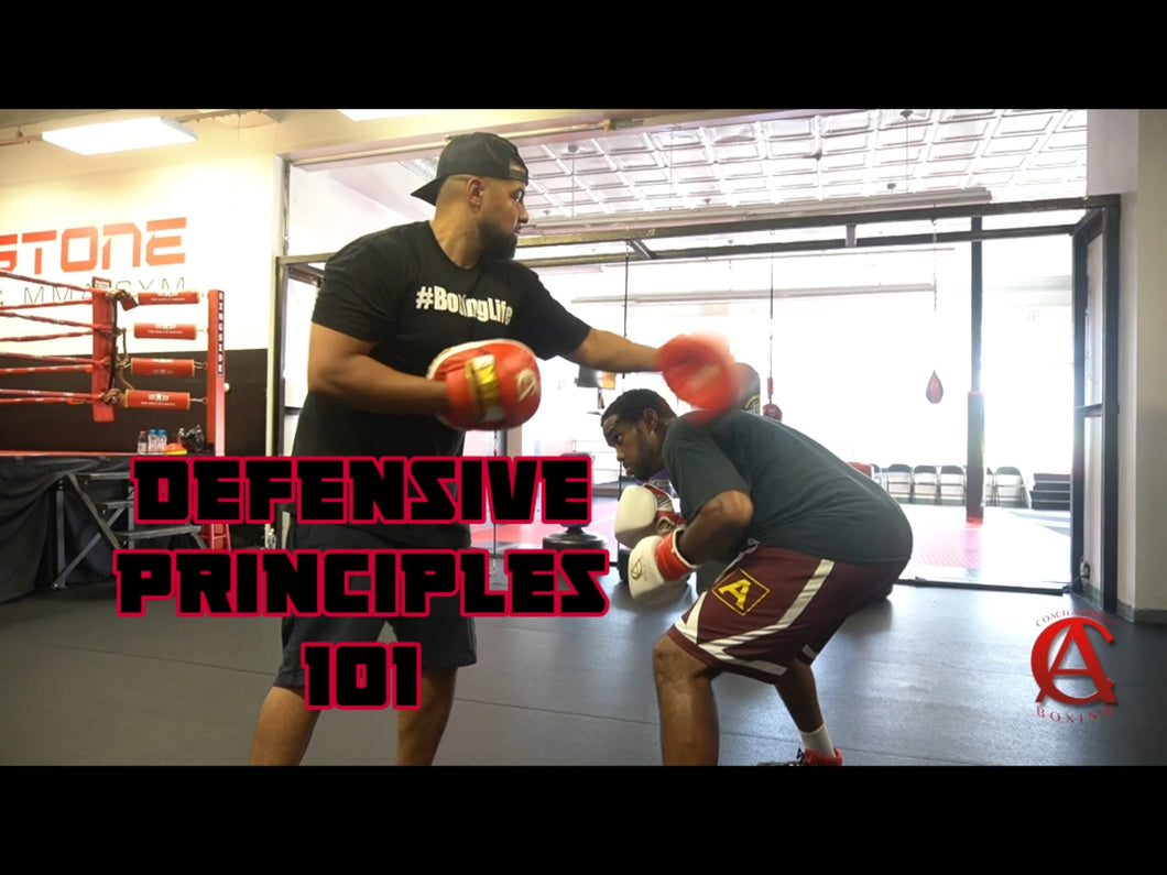 Defensive principles 101