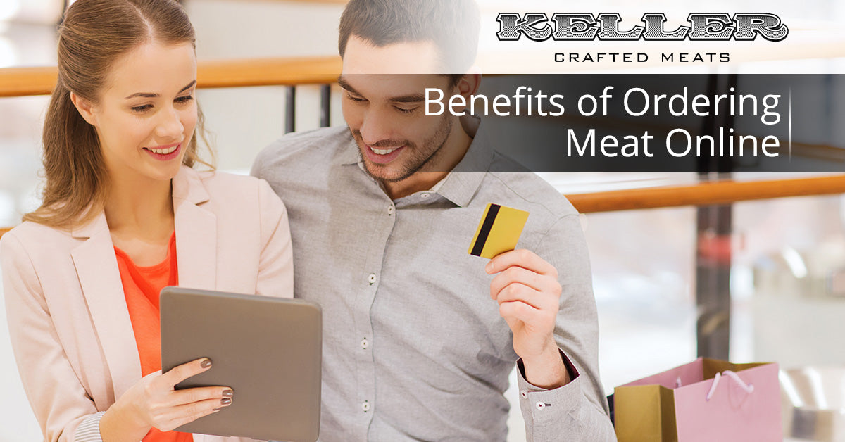 Benefits of Ordering Meat Online