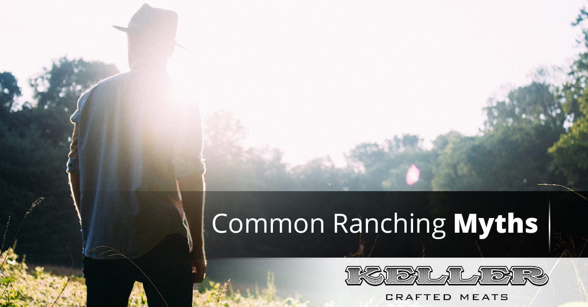 Common Ranching Myths
