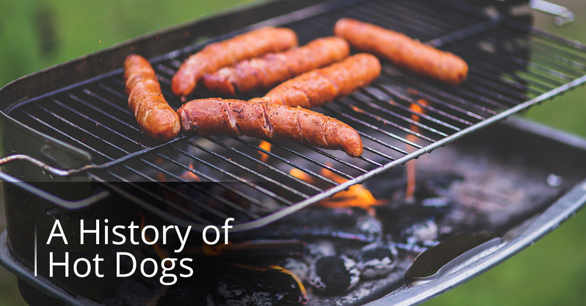 A History of Hot Dogs