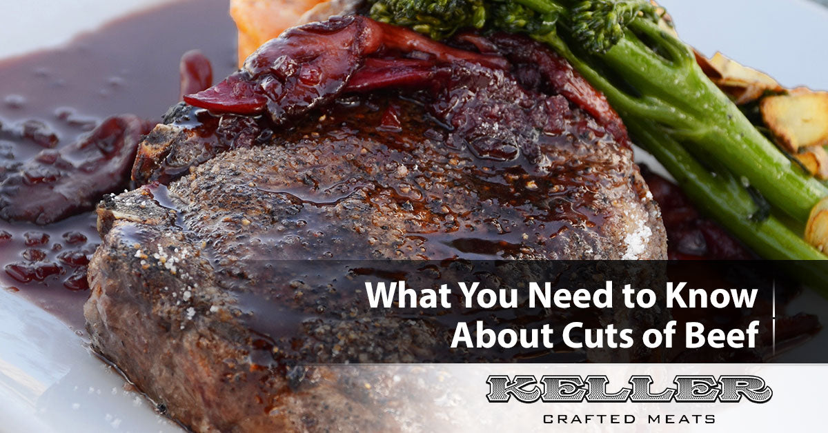 What You Need to Know About Cuts of Beef