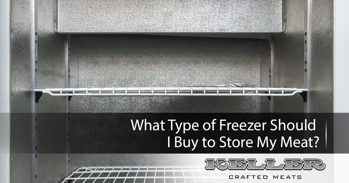 What Type of Freezer Should I Buy to Store My Meat?