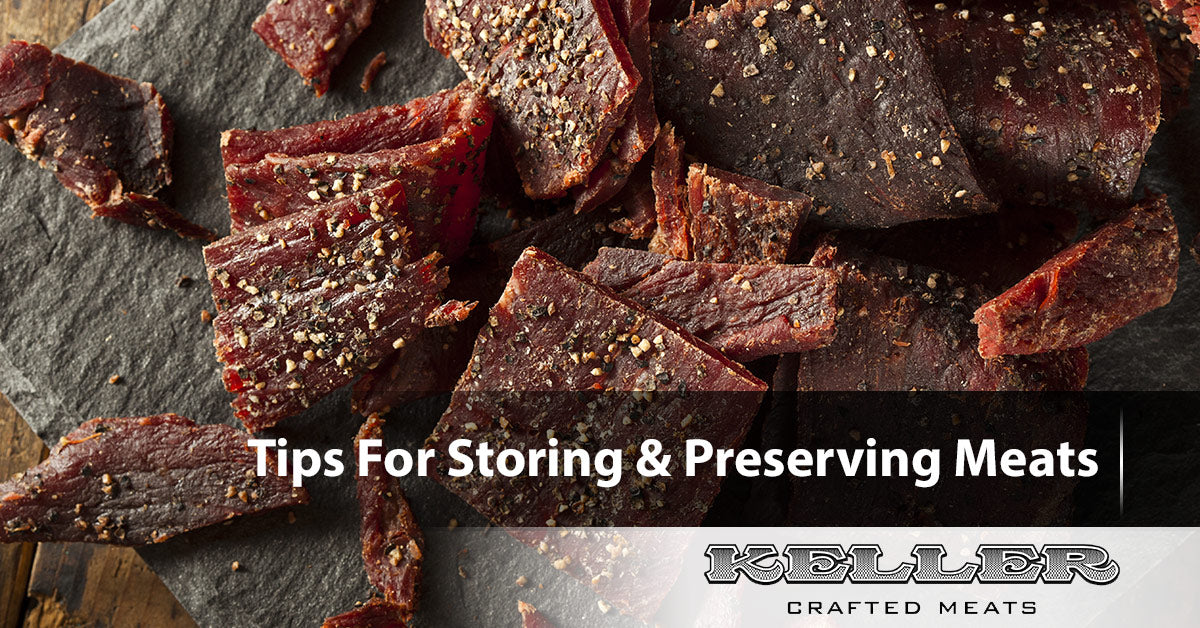 Tips for Storing and Preserving Meat