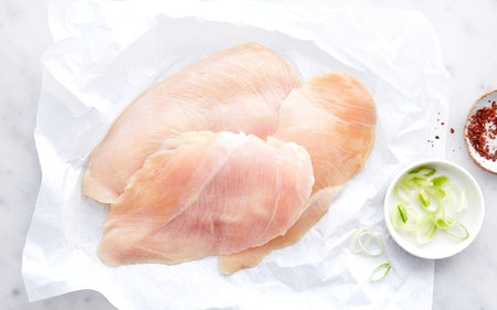 Pasture-raised Chicken Breast Cutlets