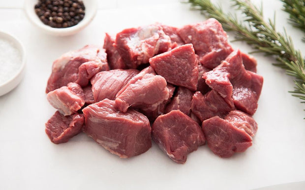 Grass-fed Lamb Stew Meat