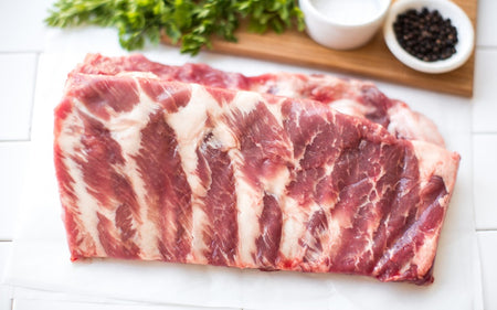 Heritage Breed Pork Baby Back Ribs