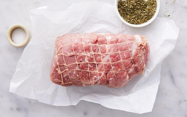 Sirloin Roast - Pork - 1.25 lb.