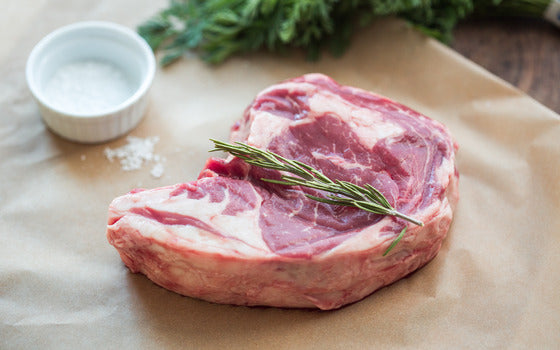 Grass-fed Boneless Ribeye Steak