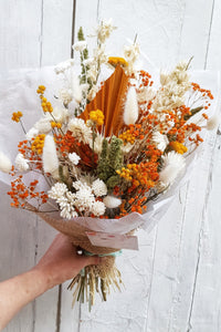 Bouquet | palm orange