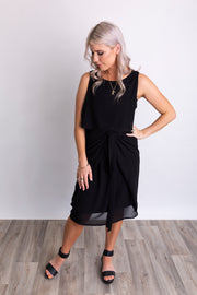 Elyse Dress- Black